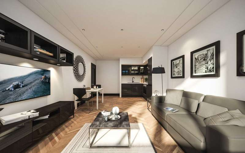 2 Bedrooms Apartment Flat for sale in North John Street, Liverpool