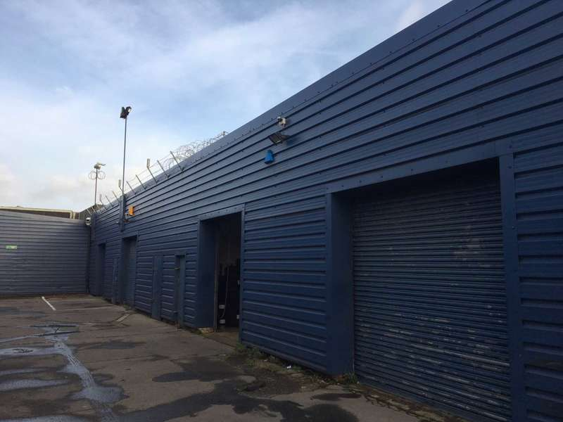 Commercial Property for sale in Woodend Industrial Estate, Speke