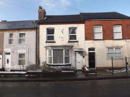4 Bedrooms Terraced House for sale in Folly Lane, Warrington, WA5