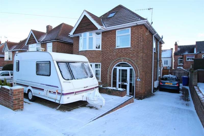 3 Bedrooms Detached House for sale in Sudbury Avenue, Ilkeston