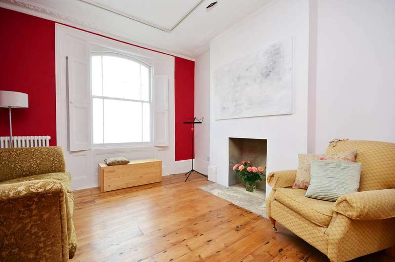 4 Bedrooms House for rent in St Donatts Road, New Cross, SE14