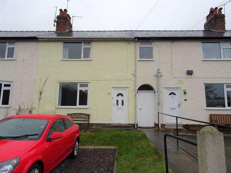 3 Bedrooms Terraced House for sale in Wrexham Road, Wrexham