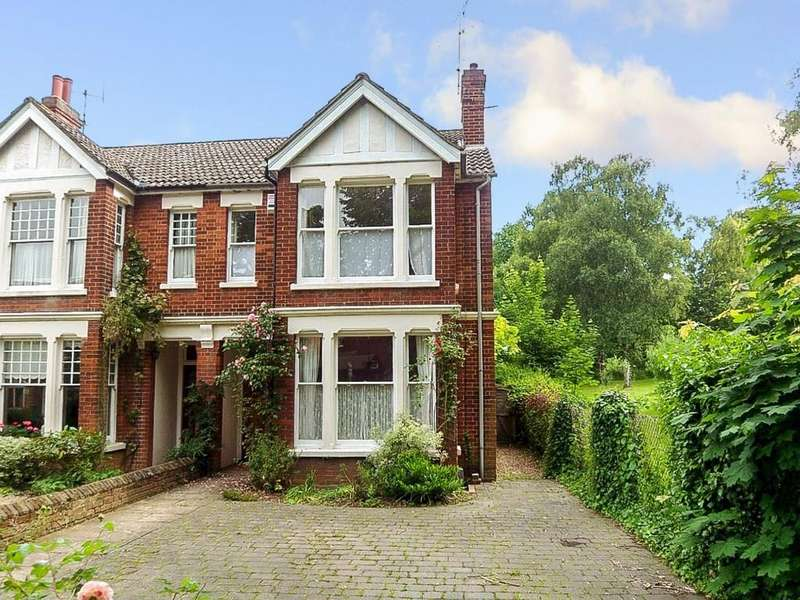 5 Bedrooms Detached House for rent in The Avenue, Hitchin