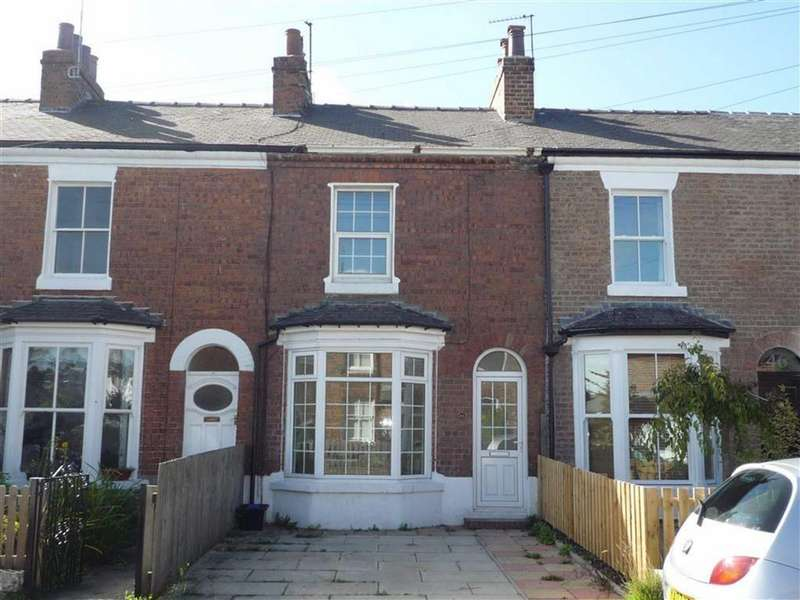 2 Bedrooms Terraced House for sale in Gladstone Street, Harrogate, HG2
