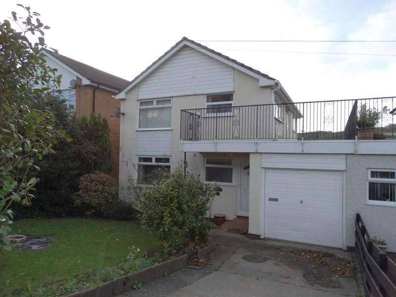 3 Bedrooms Link Detached House for sale in 59 Dinerth Road, Rhos on Sea