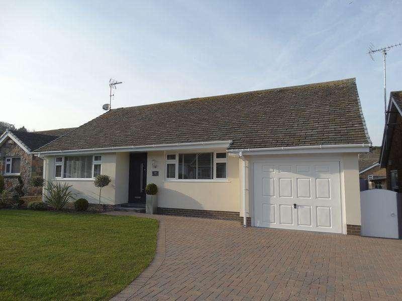 2 Bedrooms Detached Bungalow for sale in Brompton Park, Colwyn Bay