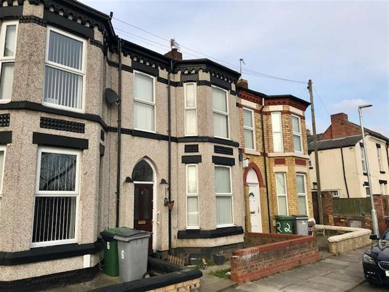 3 Bedrooms Terraced House for rent in Geneva Road, Wallasey, CH44 7EY