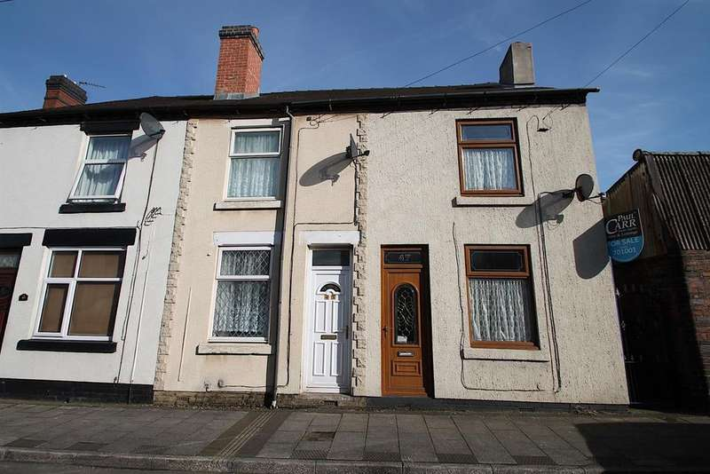 2 Bedrooms Terraced House for sale in Union Street, Cannock