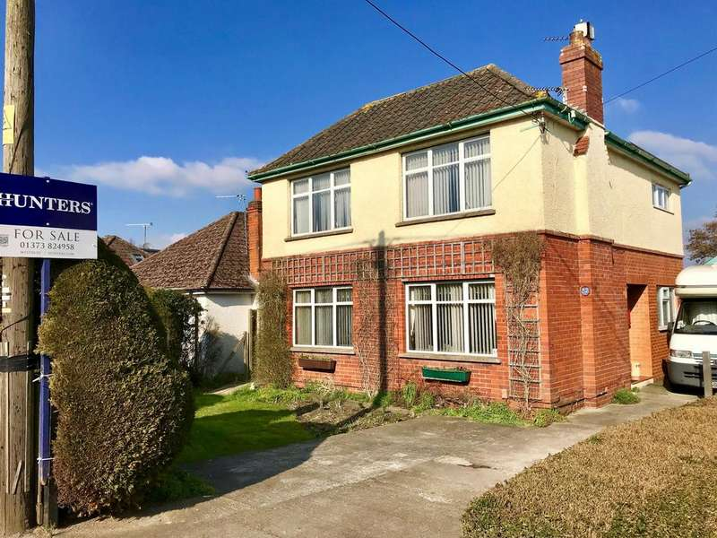 3 Bedrooms Detached House for sale in Station Road, Westbury, BA13 3JN