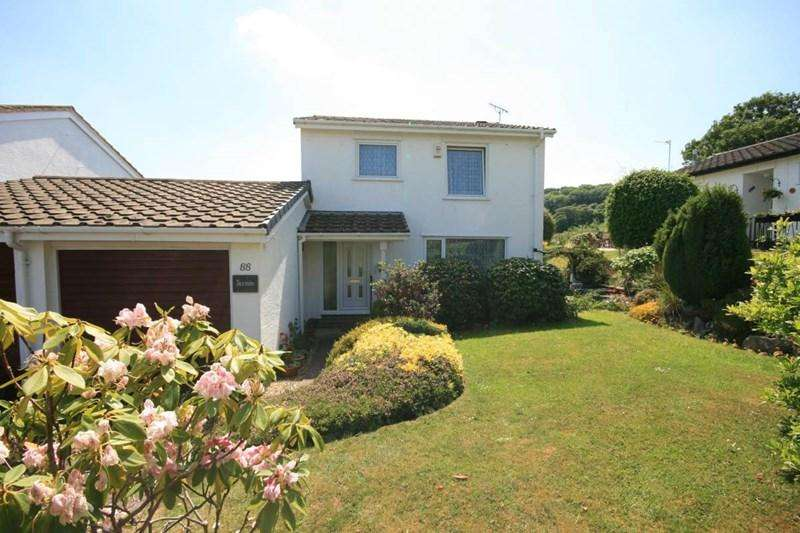 3 Bedrooms Detached House for sale in Parc Sychnant, Conwy