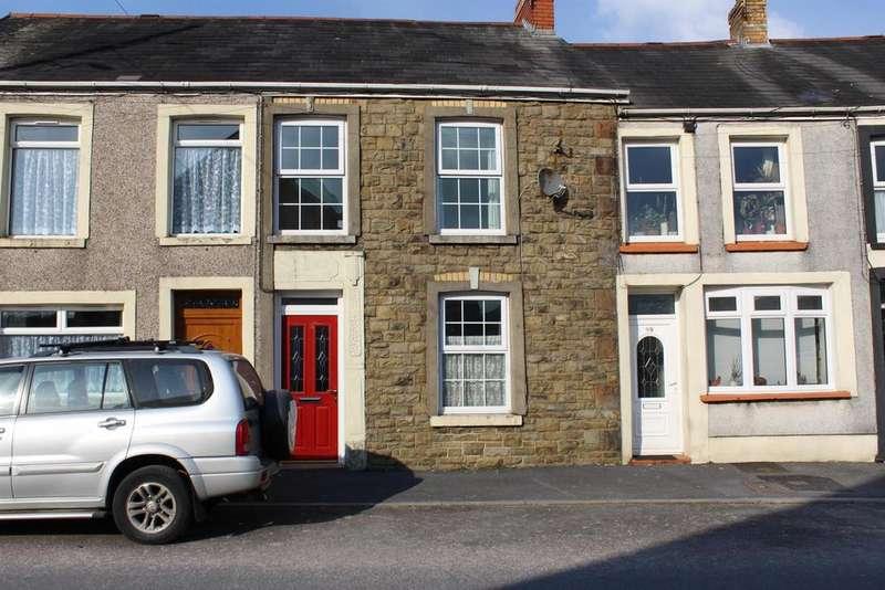 2 Bedrooms Terraced House for sale in Cwmgarw Road, Upper Brynamman, Ammanford