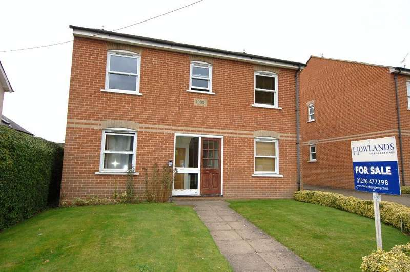 1 Bedroom Flat for sale in Updown Hill, Windlesham