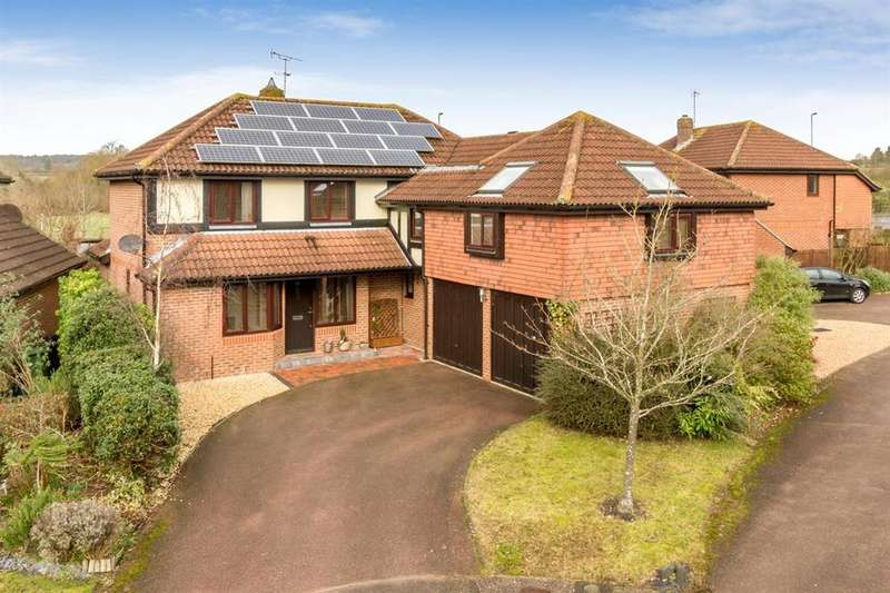 5 Bedrooms Detached House for sale in Prince Grove, Abingdon