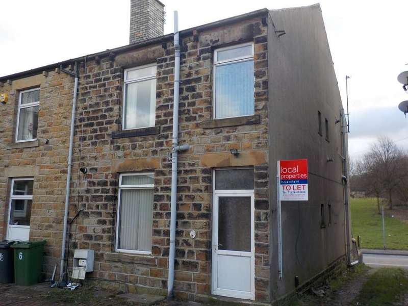 1 Bedroom End Of Terrace House for sale in Carlinghow Lane, Batley
