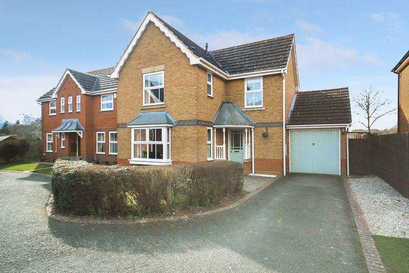 3 Bedrooms Detached House for sale in Bartestree