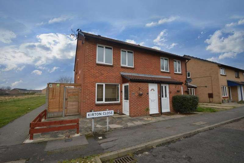 2 Bedrooms Maisonette Flat for sale in Kirton Close, Hornchurch, Essex, RM12