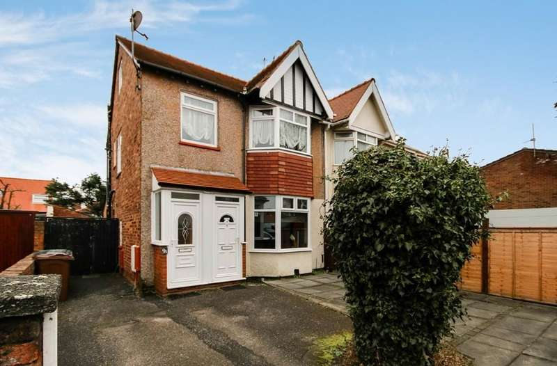 1 Bedroom Maisonette Flat for sale in Broughton Avenue, Southport