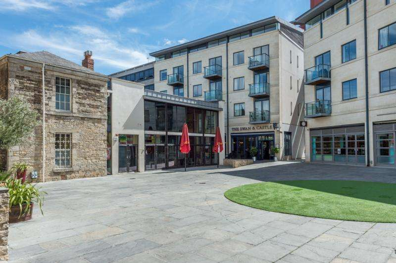 2 Bedrooms Apartment Flat for sale in Oxford Castle, New Road, Oxford, Oxfordshire