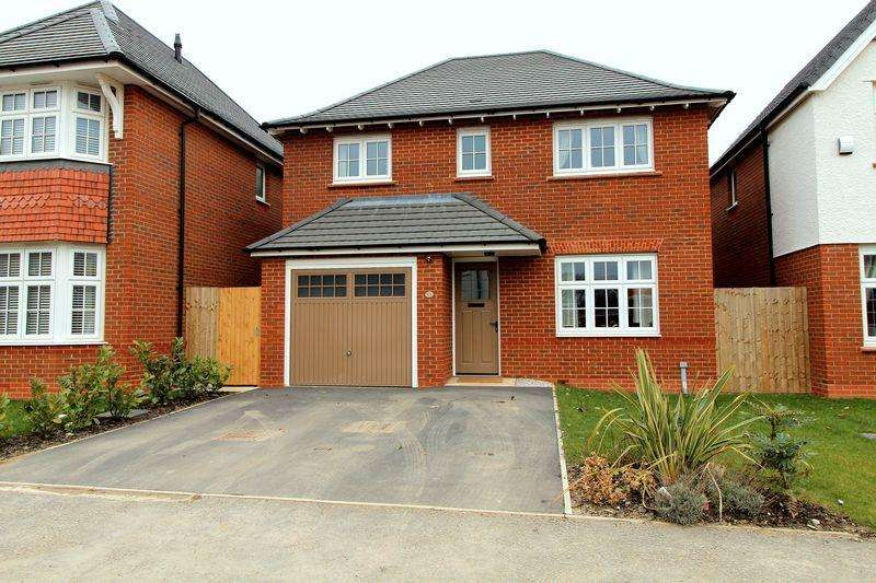 4 Bedrooms Detached House for sale in Marwood Road, Liverpool