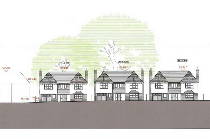 Land Commercial for sale in Waggon Road, Hadley Wood, Hertfordshire
