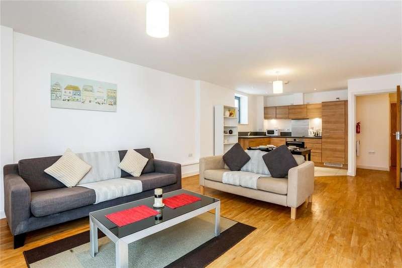2 Bedrooms Flat for sale in Zenith Building, 592 Commercial Road, Limehouse, London, E14