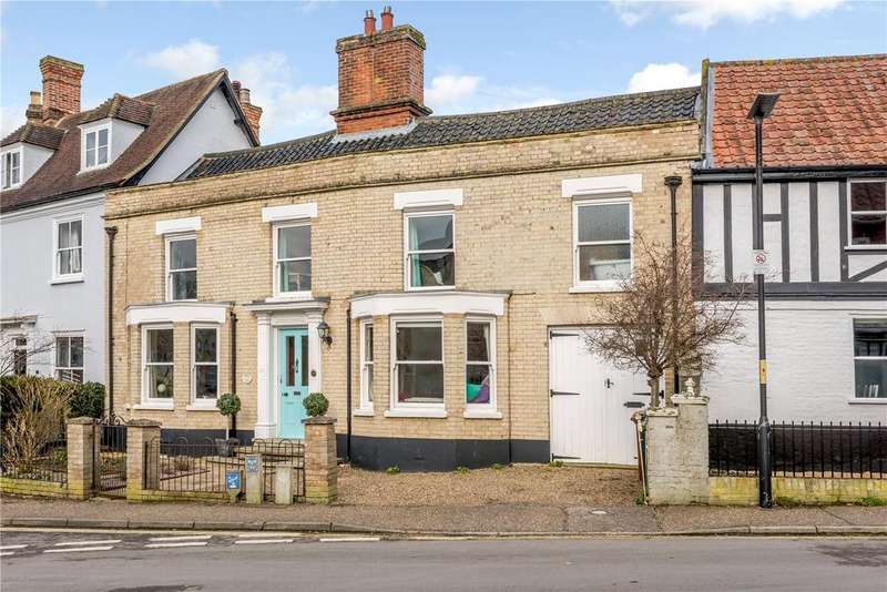 4 Bedrooms Unique Property for sale in Pople Street, Wymondham, Norfolk, NR18