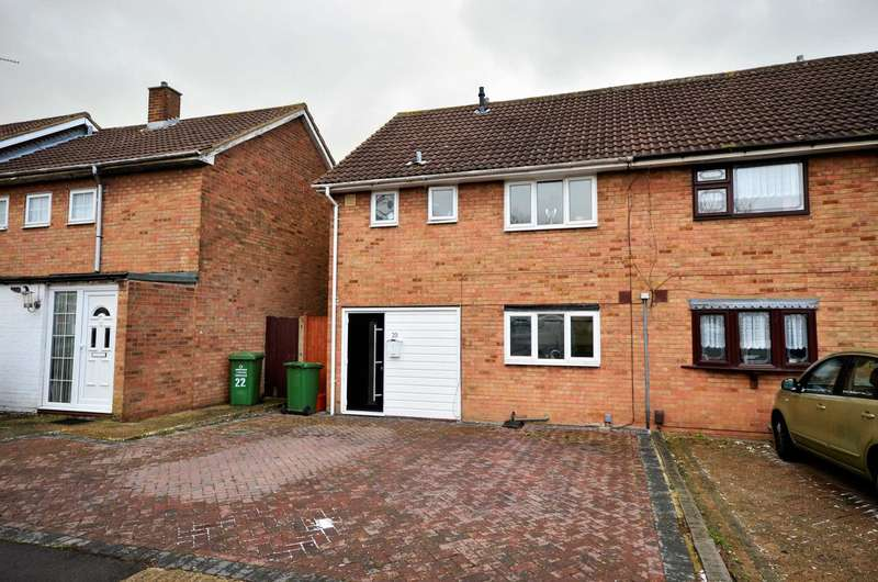 3 Bedrooms End Of Terrace House for sale in Methersgate, Basildon