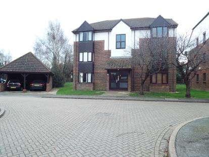 1 Bedroom Flat for sale in Purfleet, Essex