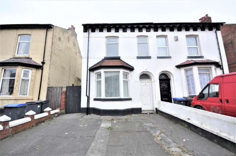 4 Bedrooms End Of Terrace House for sale in Devonshire Road, Blackpool, Lancashire, FY3 8DS