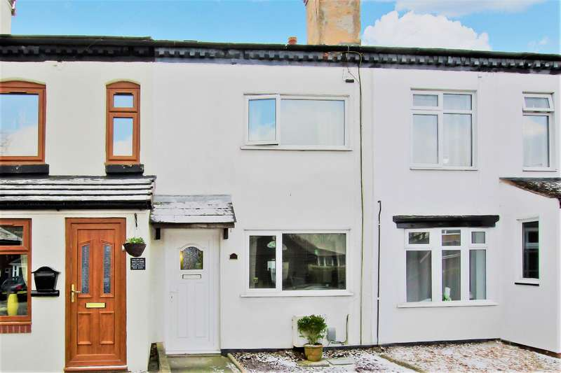 2 Bedrooms Terraced House for sale in Heathfield Road, Redditch, B97 5RB