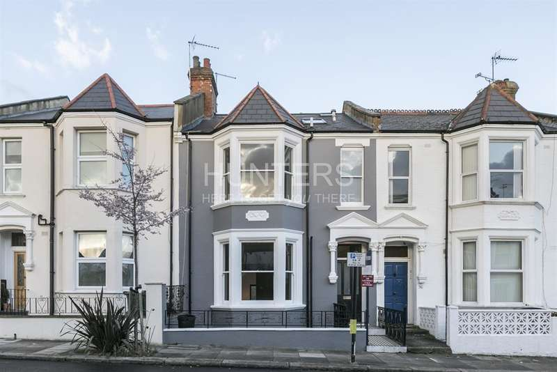 5 Bedrooms House for sale in Narcissus Road, London, NW6 1TH