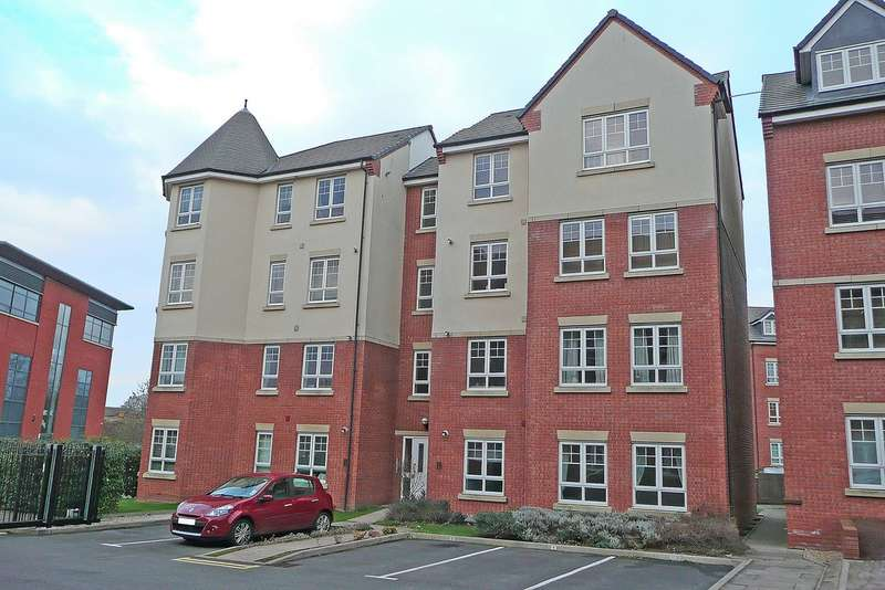 2 Bedrooms Flat for sale in Wallwin Place, Ansell Way, Warwick