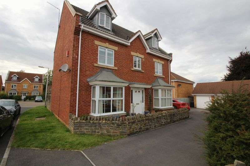 5 Bedrooms Property for sale in Broom Farm Close, Nailsea