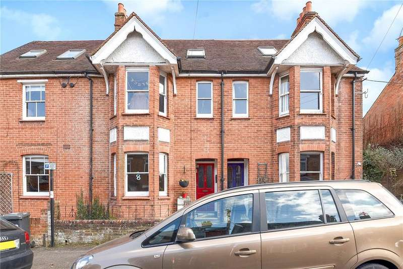 4 Bedrooms Terraced House for sale in Frances Road, Fairfields, Basingstoke, RG21