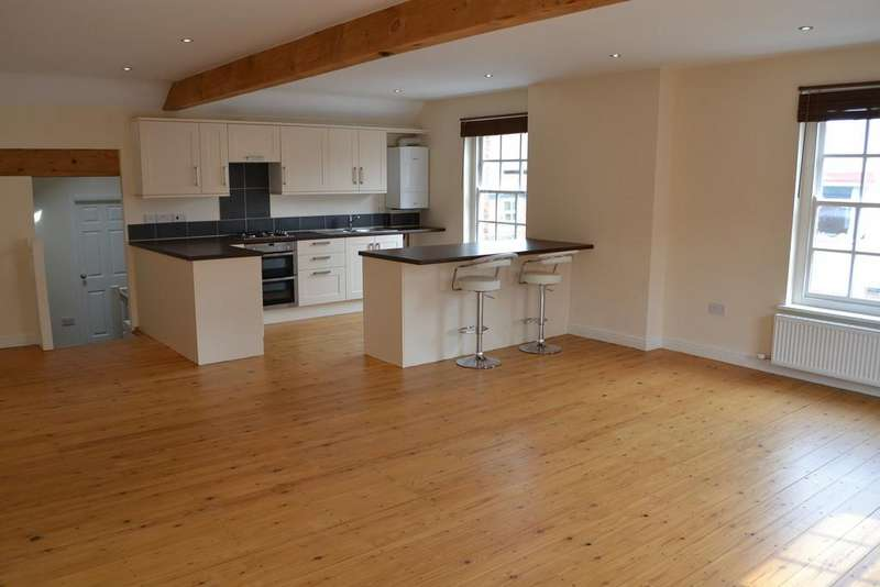 2 Bedrooms Apartment Flat for rent in Cross Street, Sandbach