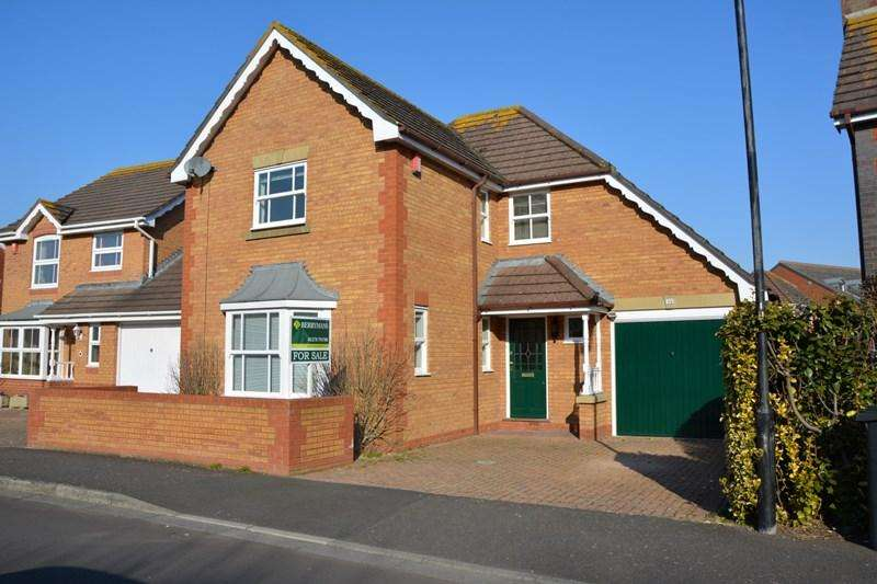 4 Bedrooms Detached House for sale in Priory Gardens, Burnham-On-Sea