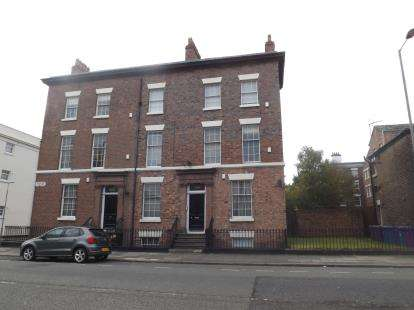 House for sale in Grove Street, Edge Hill, Liverpool, Merseyside, L7