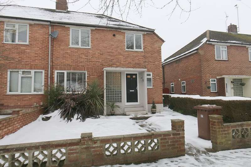 3 Bedrooms Semi Detached House for sale in Concord Avenue, CHATHAM, Kent, ME5