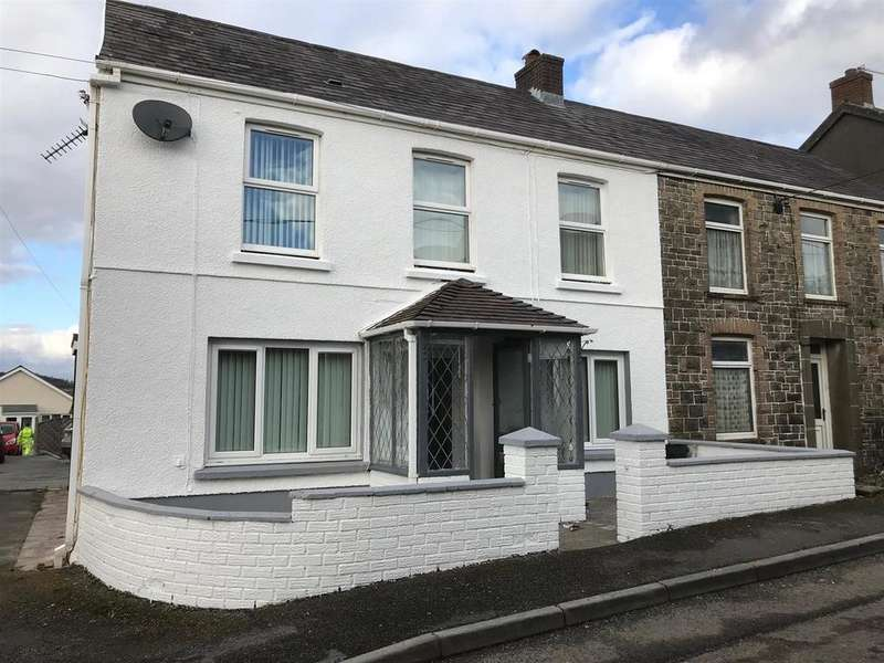 5 Bedrooms House for sale in Heol Rhosybonwen, Cross Hands, Llanelli
