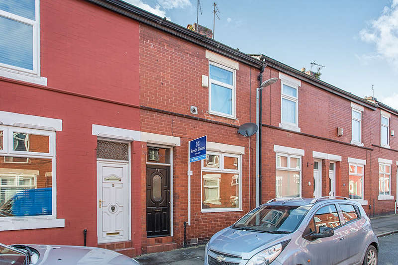 2 Bedrooms Terraced House for sale in Kingsford Street, Salford, M5