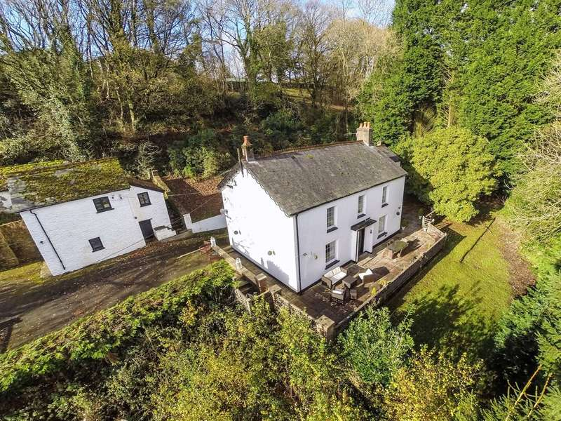 5 Bedrooms Detached House for sale in Mynachdy Road, Ynysybwl, Pontypridd