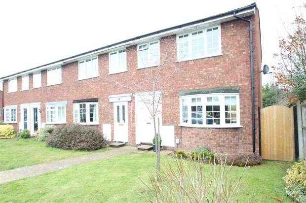 3 Bedrooms End Of Terrace House for sale in Somertons Close, GUILDFORD, Surrey