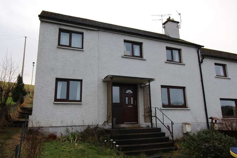 5 Bedrooms Property for sale in Macrae Crescent, Dingwall, IV15