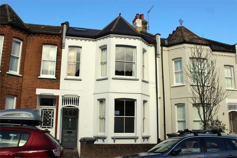 3 Bedrooms Terraced House for sale in Eastwood Road, Muswell Hill, London