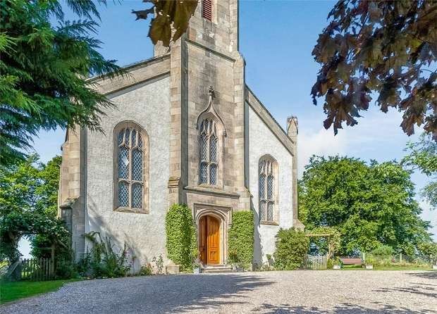 7 Bedrooms Detached House for sale in Parrandier, The Old Church of Urqhuart, Urqhart by Elgin, Moray, UK