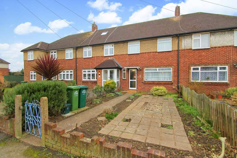 3 Bedrooms Terraced House for sale in Elgin Avenue, Ashford, TW15