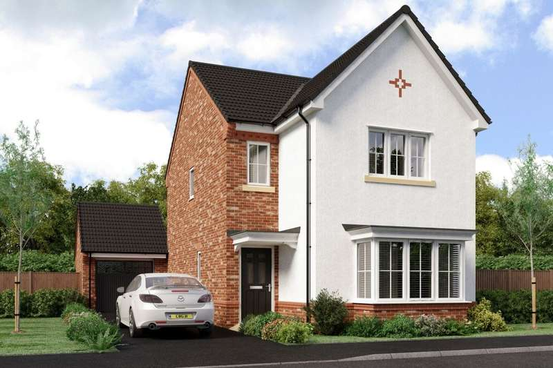 4 Bedrooms Detached House for sale in Beacon Park Joe Lane, Catterall, Preston, PR3