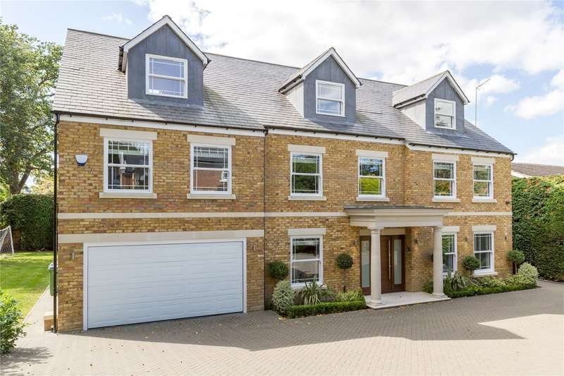 6 Bedrooms Detached House for sale in Benfleet Close, Cobham, Surrey, KT11
