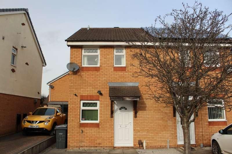 2 Bedrooms Semi Detached House for rent in Wilson Road, Wyke, BD12