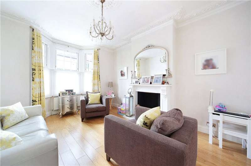 3 Bedrooms House for sale in Romberg Road, Tooting Bec, London, SW17